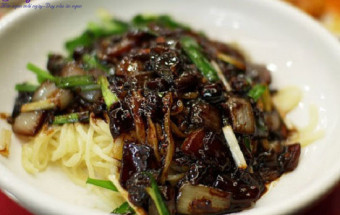 Nấu ăn món ngon mỗi ngày với Khoai tây, cách làm mỳ tương đen 5