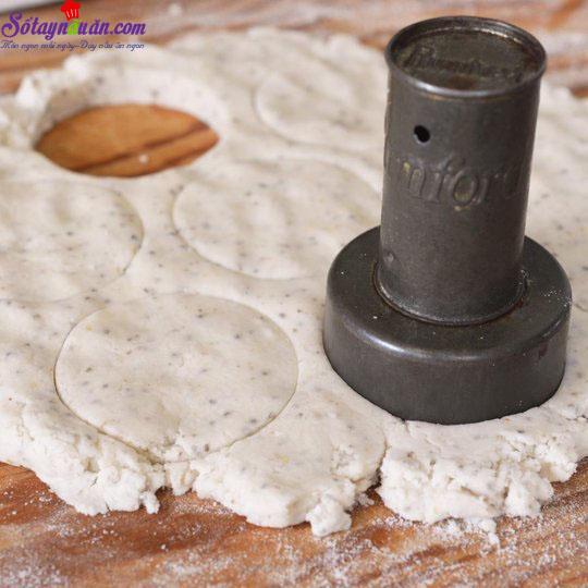 cách làm bánh softcake dâu tây 1
