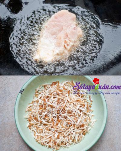 Cách làm cơm rang ngon bá cháy 2