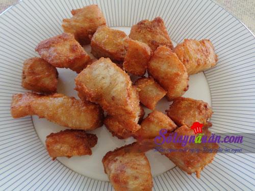 Hướng dẫn làm cá thu sốt cay ăn kèm cơm ngon tuyệt 3