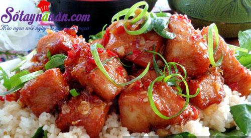 Hướng dẫn làm cá thu sốt cay ăn kèm cơm ngon tuyệt 9