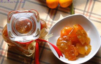 Nấu ăn món ngon mỗi ngày với Mật ong, cách làm mứt quất dẻo 6