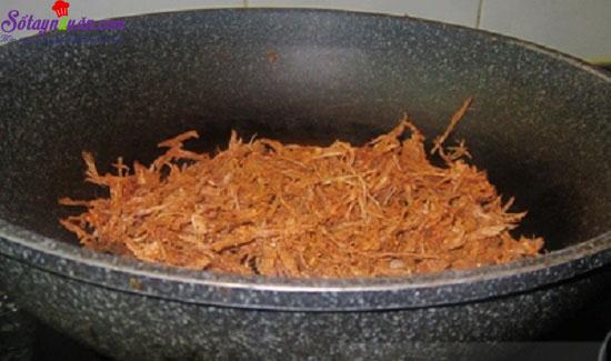 cách làm thịt bò khô 6