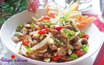 Nấu ăn món ngon mỗi ngày với Đường, cách làm bò sốt me 1