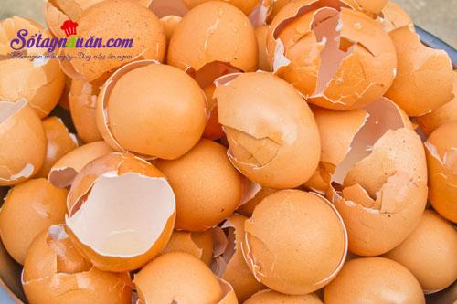 Đừng bỏ vỏ trứng bởi tác dụng thần kỳ của nó 1