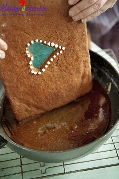 cách làm nhà bánh gừng 6
