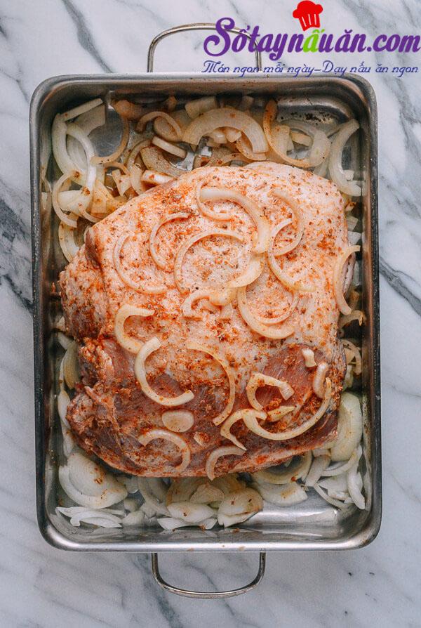 Thịt nướng tuyệt ngon cho đêm giáng sinh ấm cúng 3