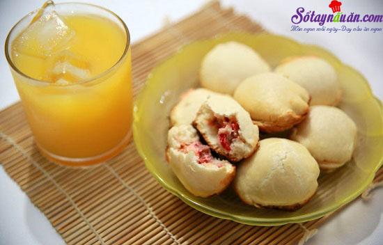 cách làm bánh quy bọc xúc xích 12