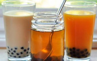 Nấu ăn món ngon mỗi ngày với Đường, cách làm trà sữa trà xanh 8