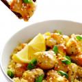 salad trộn, cách làm gà sốt chanh mật ong 1