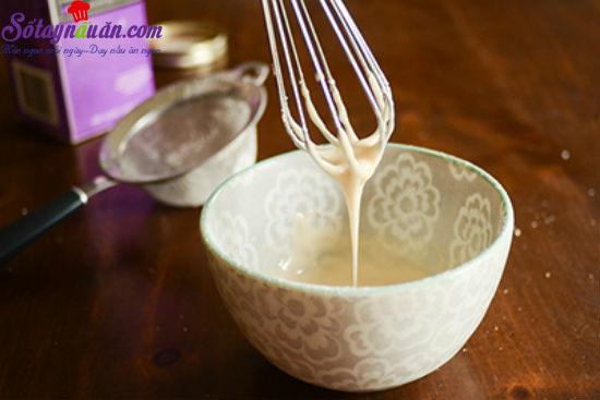 cách làm bánh scones cuộn hương quế 16