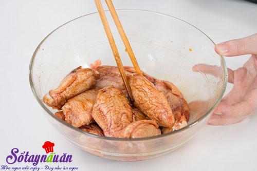 Cánh gà kho củ cải ngon mê mẩn khi ăn cùng cơm 1