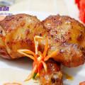 cánh gà nướng, Đùi gà nướng muối ớt khiến bạn ngây ngất cả tuần kết quả