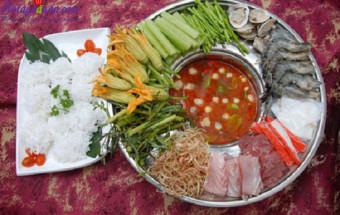 Nấu ăn món ngon mỗi ngày với Dứa, cách làm lẩu thái 3