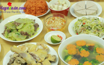 ẩm thực việt, Mâm cỗ cúng ông Táo dễ làm, đầy đủ cho các mẹ bận rộn 1