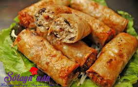 Các món ăn ngày Tết, Mẹo rán nem giòn vàng cho mâm cơm Tết hoàn hảo 4