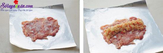 cách làm gà cuộn 3