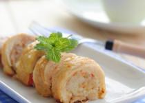 Gà cuộn xôi – món ngon bạn đã thử?