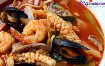 Nấu ăn món ngon mỗi ngày với Nấm hương, cách làm m 5ì hải sản