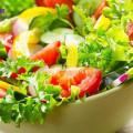 phở gà trộn sốt me, cách làm salad trộn dầu giấm 2