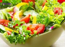Bí quyết làm salad trộn dầu giấm ngon