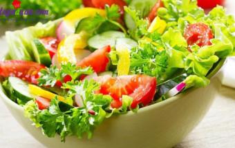 , cách làm salad trộn dầu giấm 2