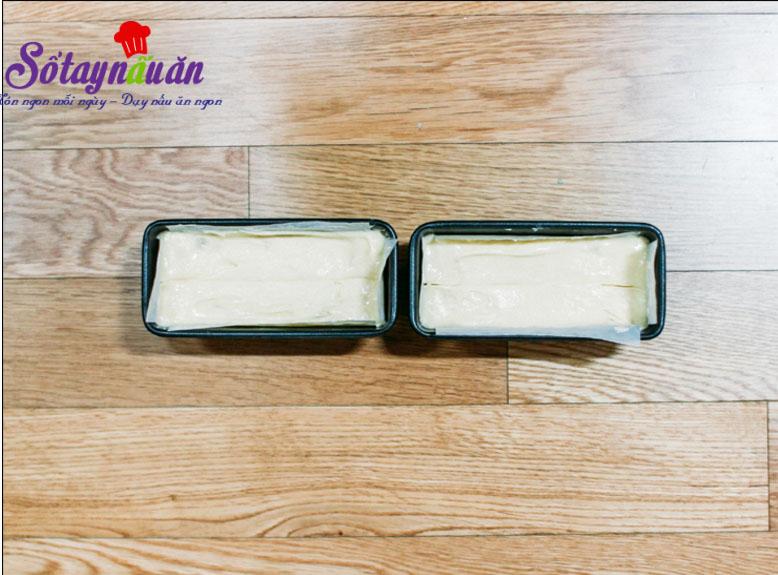 Hướng dẫn làm bánh bơ hạt dẻ cho bữa sáng dinh dưỡng 5