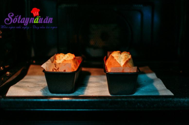 Hướng dẫn làm bánh bơ hạt dẻ cho bữa sáng dinh dưỡng 6