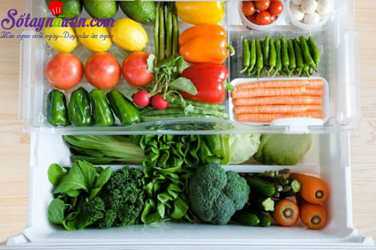 bảo quản thức ăn bằng tủ lạnh 6