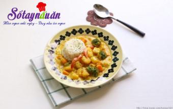 Nấu ăn món ngon mỗi ngày với 10 con tôm, Tôm sốt cà ri cùng kem thơm béo ngậy siêu hấp dẫn kết quả