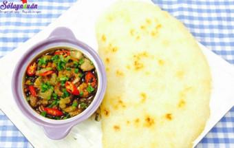 Nấu ăn món ngon mỗi ngày với Đường, cách làm cơm cháy kho quẹt 1