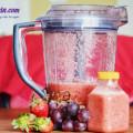Các loại sinh tố tốt cho cơ thể mà bạn nên biết, cách làm sinh tố hoa quả 1
