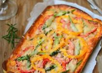 Hướng dẫn làm pizza cá ngừ ngon mê ly