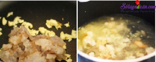 cách làm cnah mướp đắng nấu tôm 4