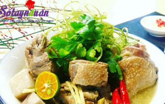 món ăn vỉa hè, cach-lam-lau-vit-nau-chao-am-cung-ben-nguoi-than-ket-qua