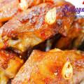 cách nướng vịt không bị cháy, Học cách làm cánh gà nướng muối ớt siêu dễ