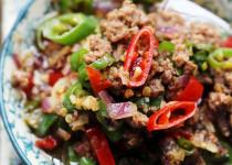 Hướng dẫn nấu thịt bò băm dễ làm lại đưa cơm