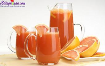 Nấu ăn món ngon mỗi ngày với Sữa đặc, sinh tố hoa quả 2