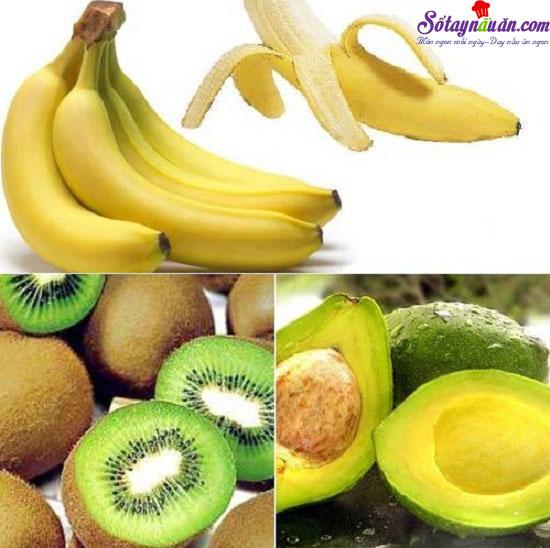 sinh tố hoa quả 4