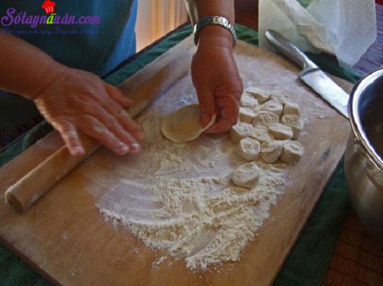 cách làm bánh sủi cảo 4