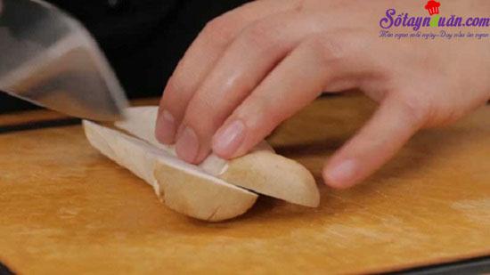 cách làm thịt gà xào nấm 3