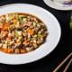 Nấu ăn, Ngon cơm với thịt gà xào nấm