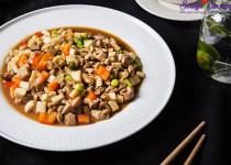 Ngon cơm với thịt gà xào nấm