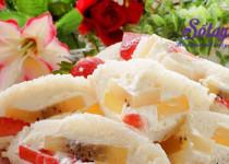 Học làm bánh mì sandwich kẹp trái cây lạ mà ngon tuyệt
