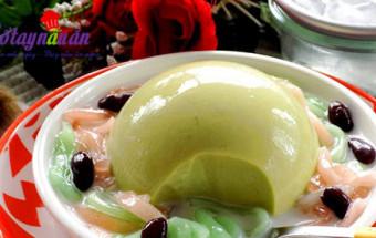 Những món ăn vặt, Học làm chè bơ cực ngon cực dễ cho ngày hè 6