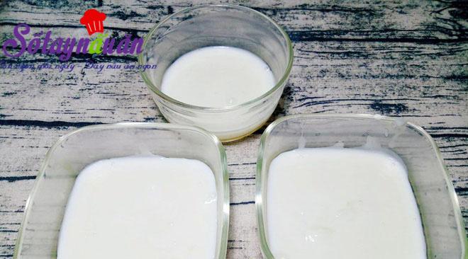 Học làm thạch lá dứa sữa tươi thơm mát cực đã 4