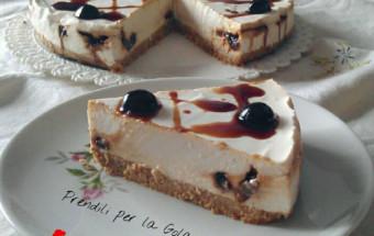 Nấu ăn món ngon mỗi ngày với Sữa đặc, cách làm bánh cheesecake anh đào 1