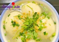 Cách làm súp khoai tây bọc thịt ngon mê mẩn