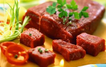 cơm ngon mỗi ngày, cách khử mùi hôi cho thịt 1