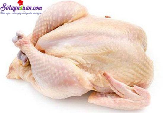 cách làm gà hấp sả 3